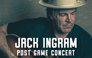 Jack Ingram Post Game Concert