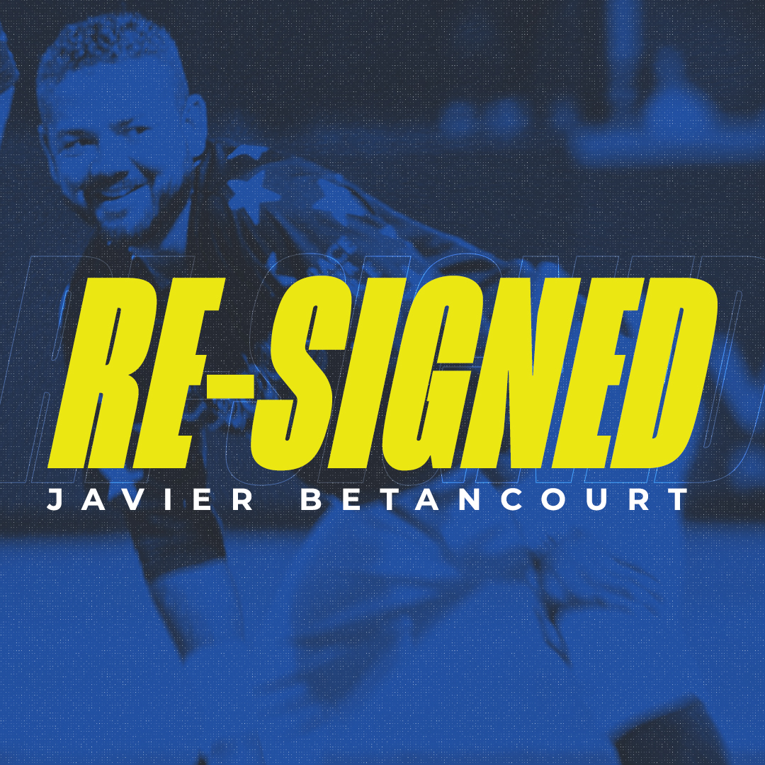 Skeeters Sign IF Javier Betancourt