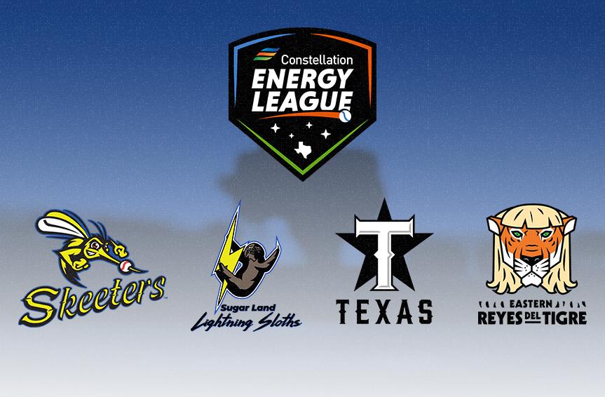 Constellation Energy League Announces Team Names and Logos