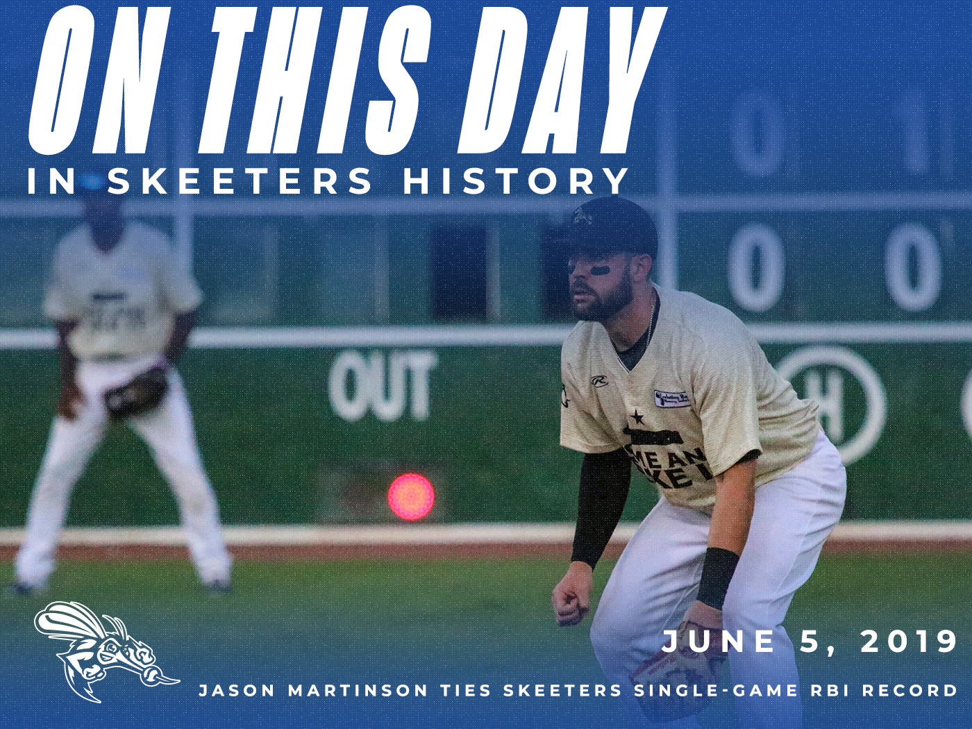 This Day in Skeeters History: June 5