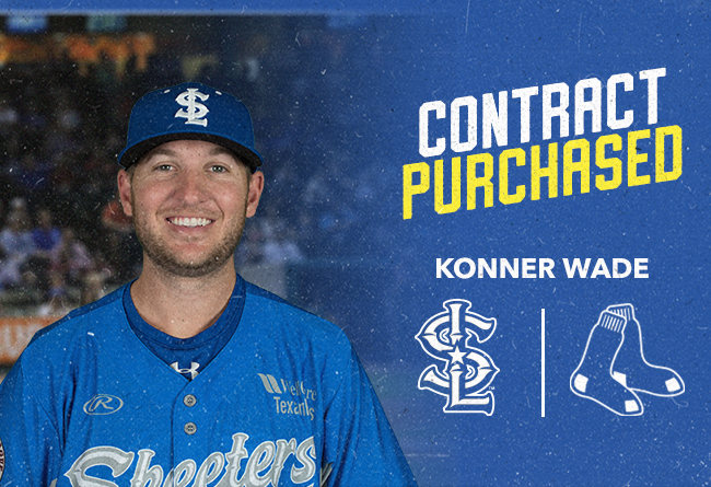 Boston Red Sox Purchase Contract Of RHP Konner Wade