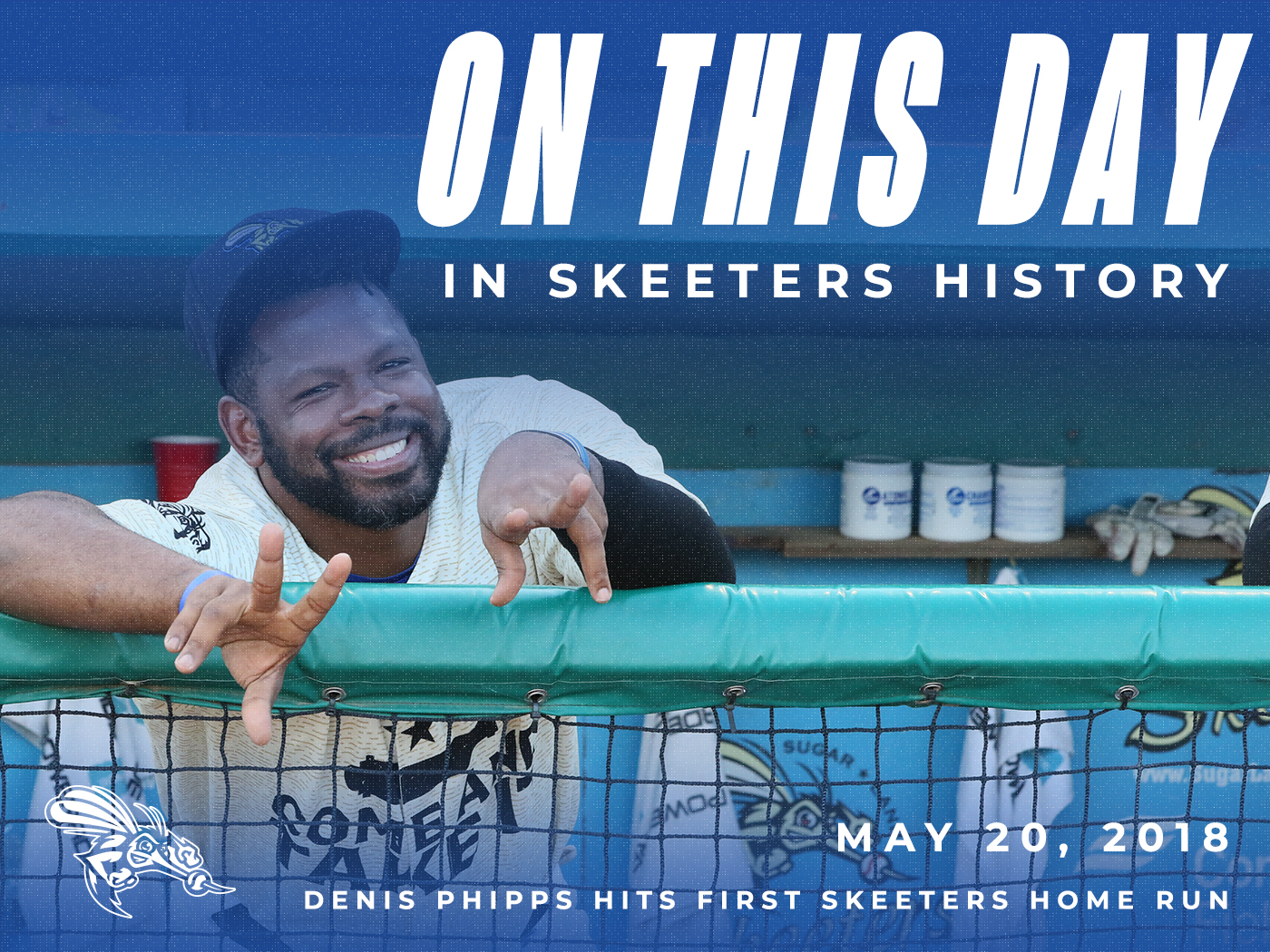 This Day in Skeeters History: May 20