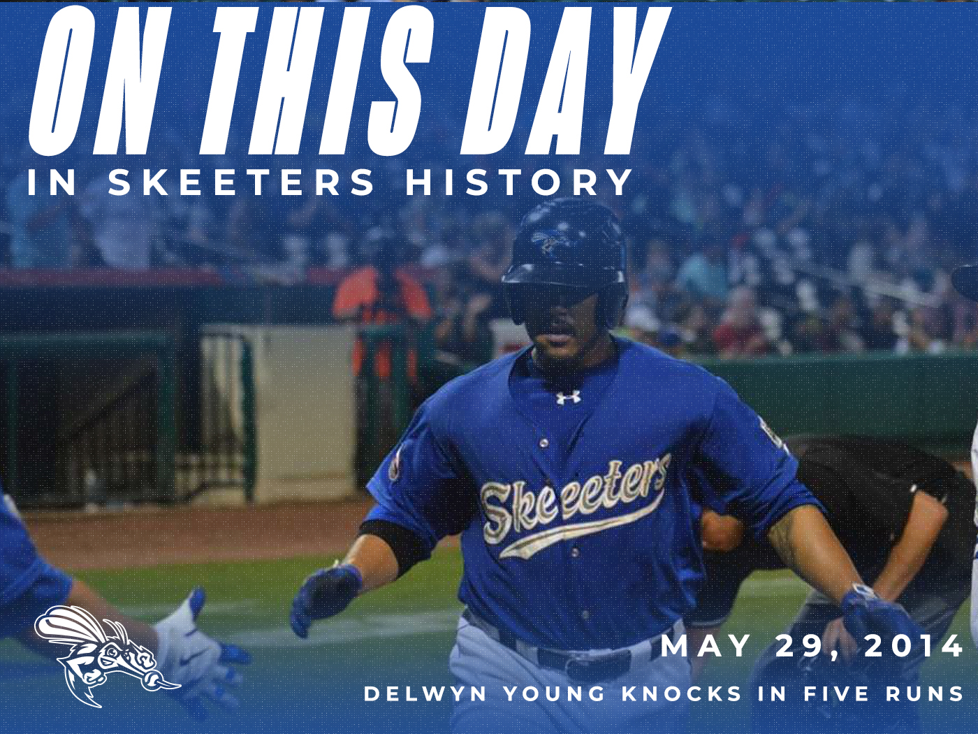 On This Day in Skeeters History: May 29