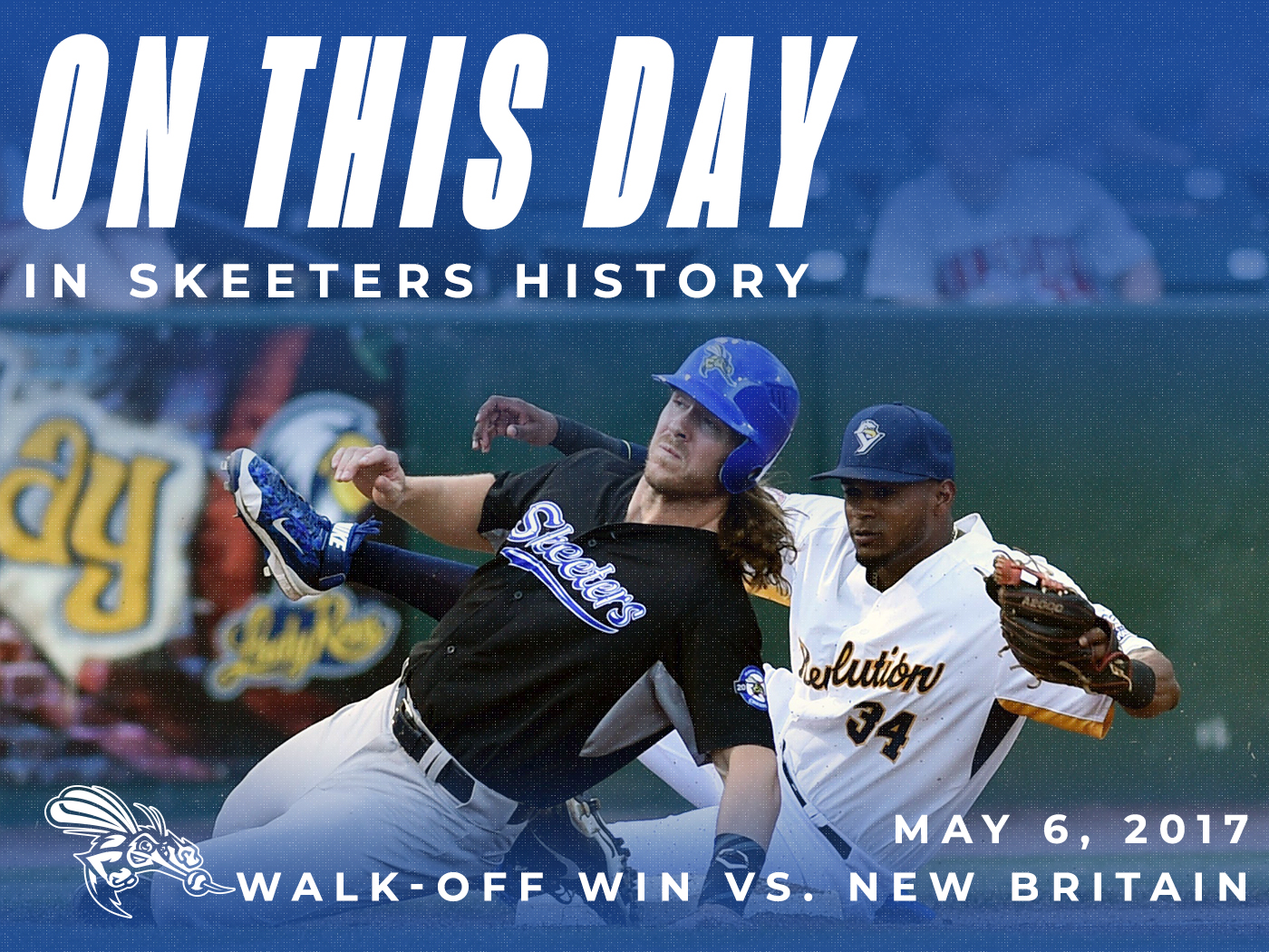 On This Day in Skeeters History: May 6