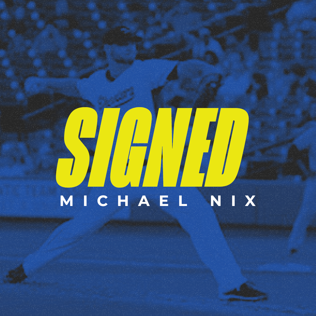 RHP Michael Nix to Return to Skeeters as Player-Coach