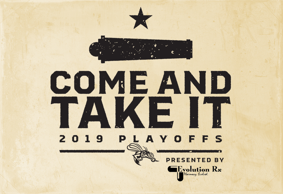 Skeeters Announce 'Come And Take It' Theme for 2019 Postseason