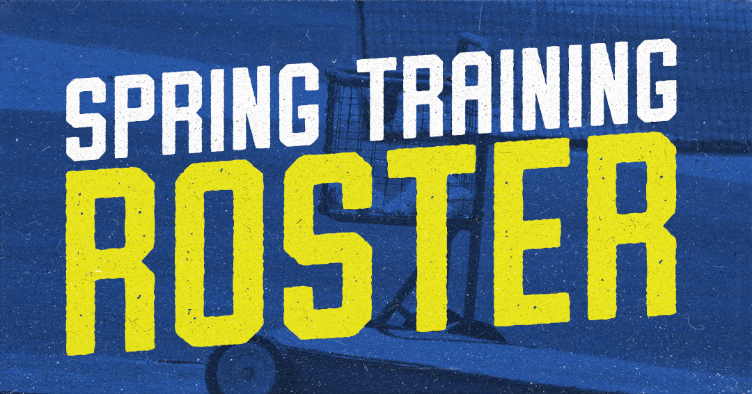 Skeeters Announce 2019 Spring Training Roster