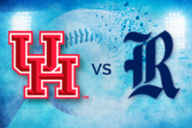 College Series: UH vs. Rice (7:05p)