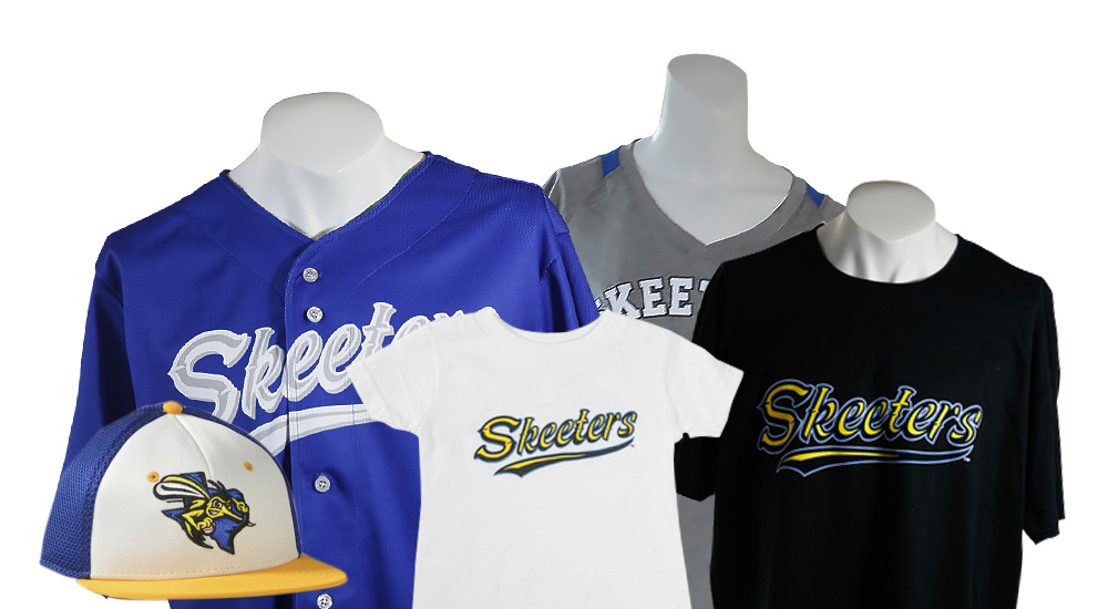Shop Our Online store of official Sugarland Skeeters merchandise