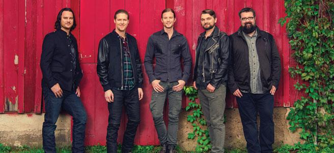 home free to release full of even more cheer on november 11 a newly expanded edition of their popular christmas album - Home Free Christmas
