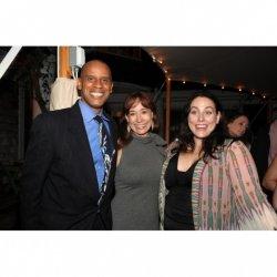 LES DAGGS, TAJA, JOHANNA BENNET, HAMPTONS, 2012