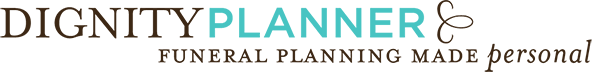 The Dignity Planner Logo