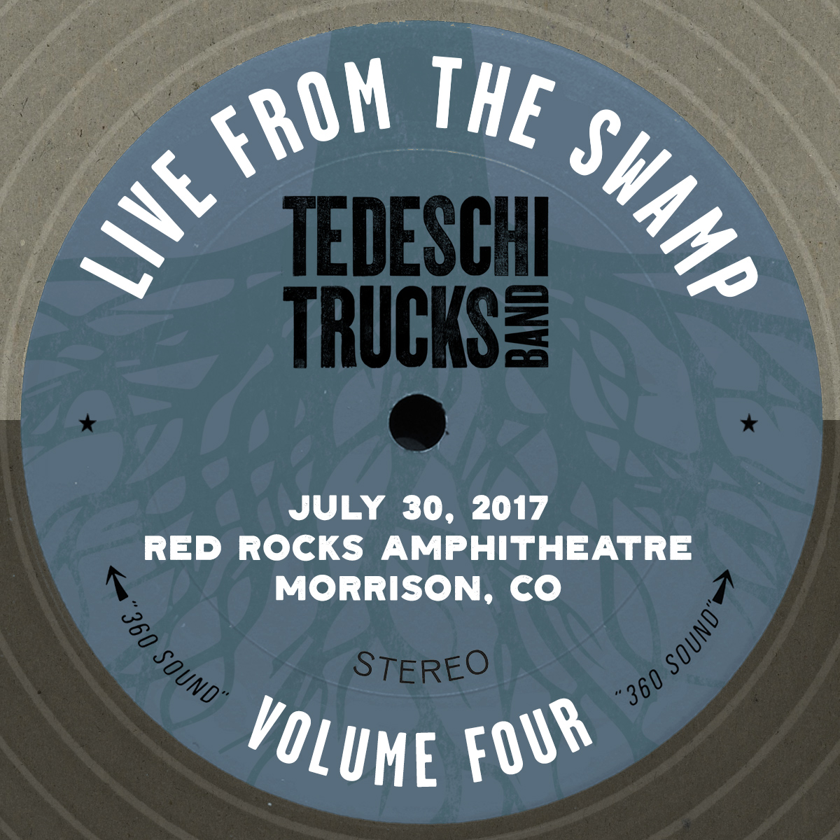 Live From The Swamp, Vol. 4: Red Rocks Amphitheatre, July 30, 2017