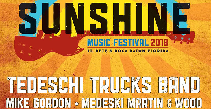 The Return of Sunshine Music Festival