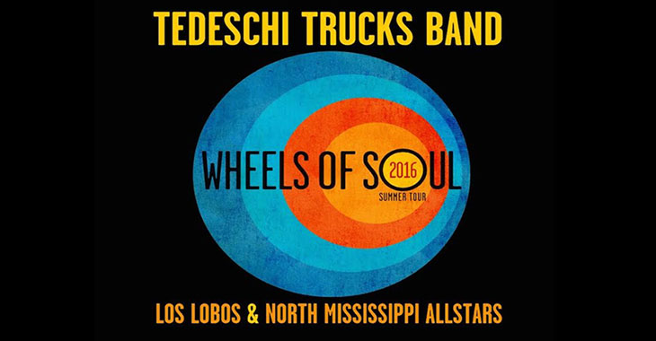 2016 Wheels of Soul Tour Announced