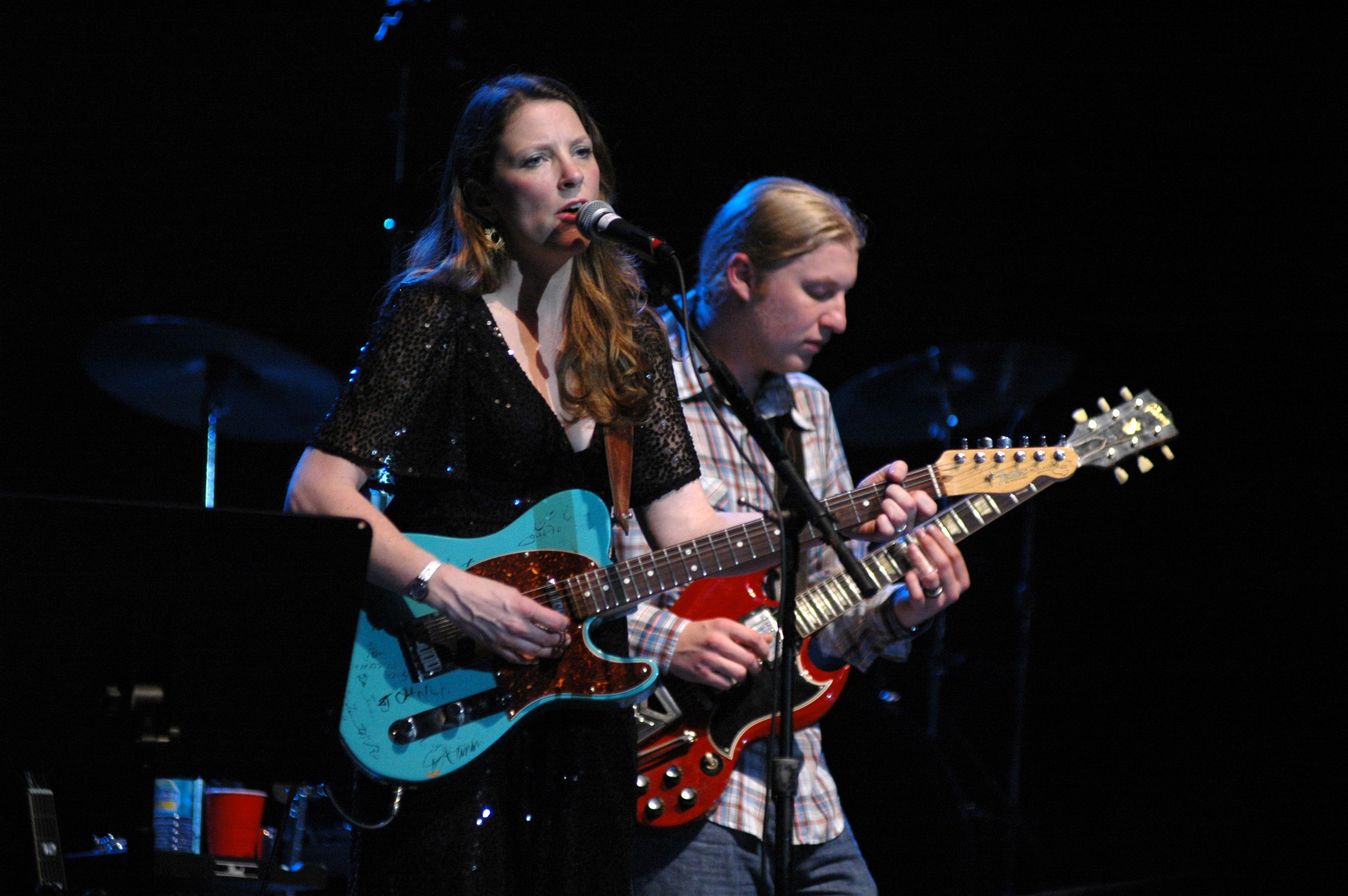 Tedeschi Trucks Band on the Tonight Show
