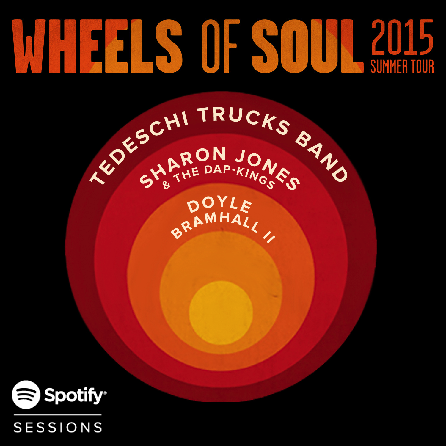 Hear the Wheels of Soul Spotify Session