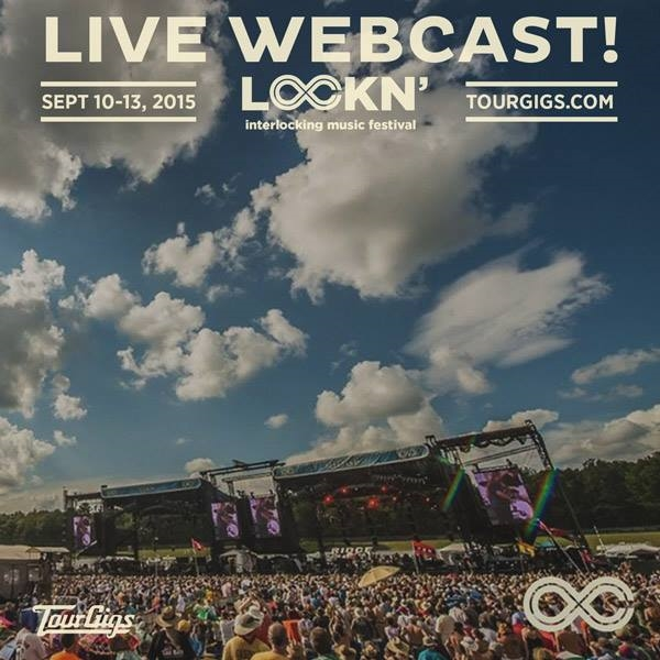 LOCKN' Festival Webcast