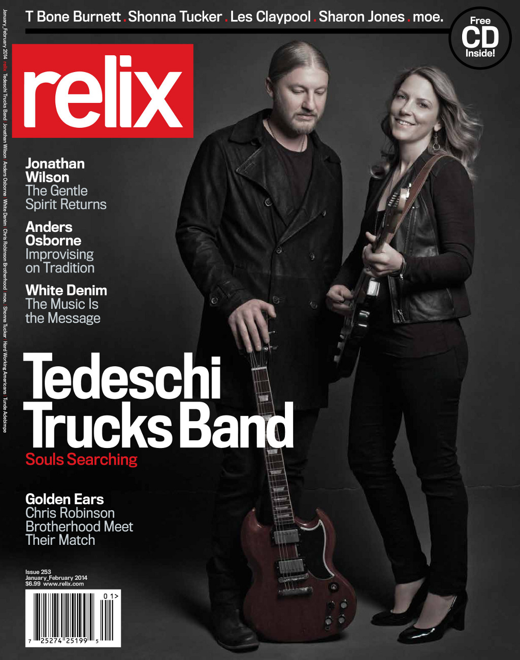 TTB on Relix Cover