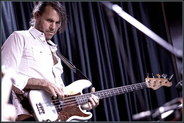 Tim Lefebvre Joins TTB on Bass