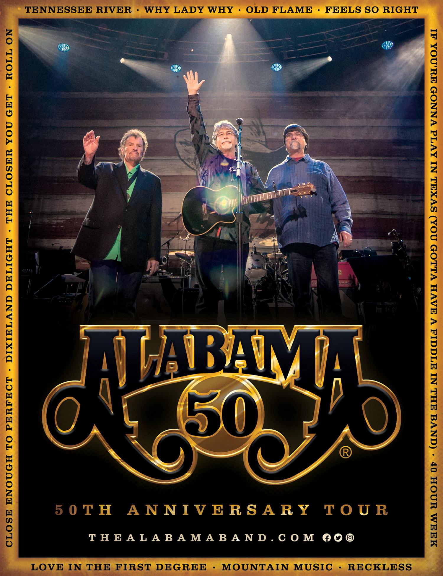 alabama greatest hits vol 1