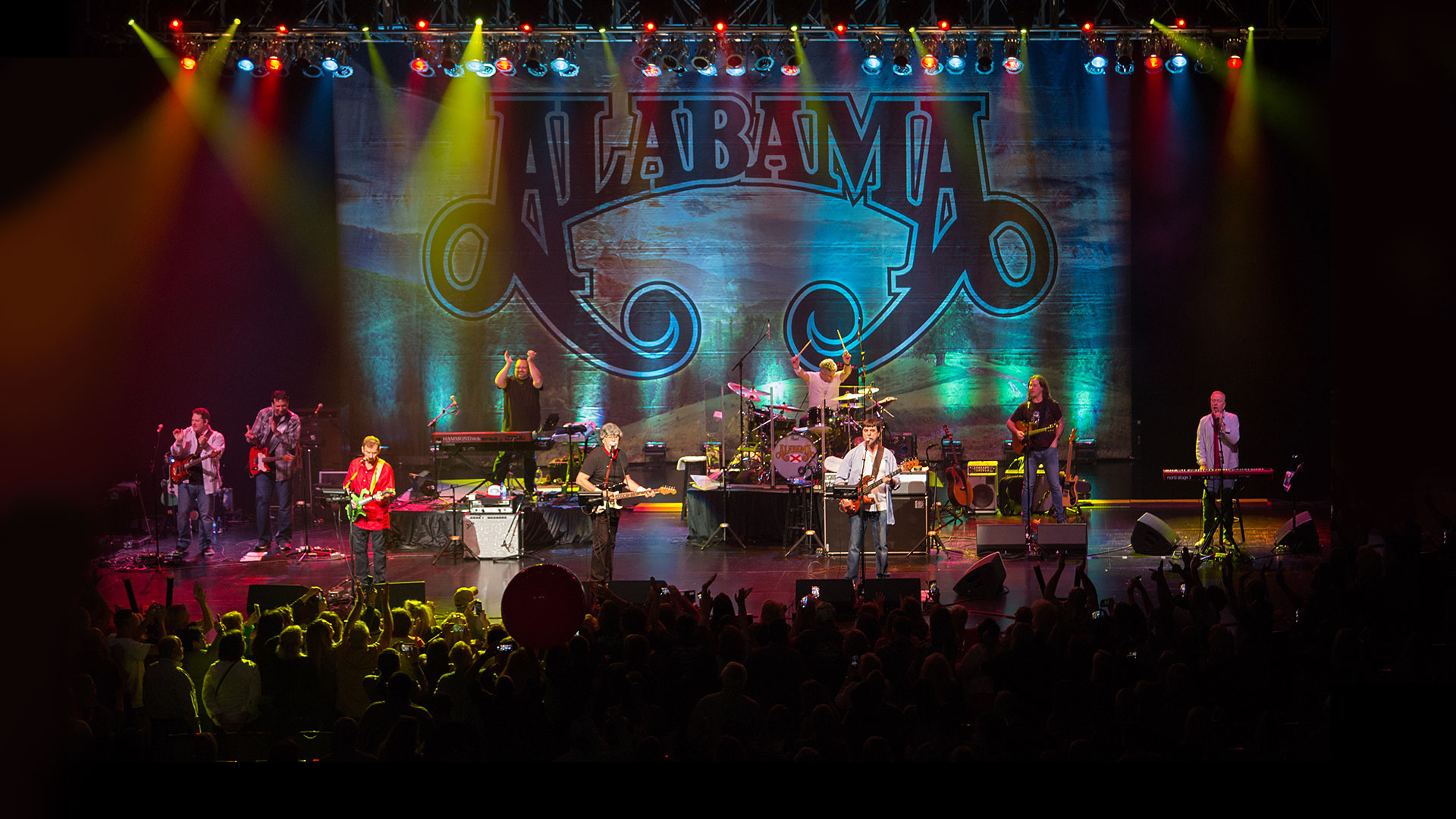 Alabama Tour 2020.The Official Website Of The Alabama Band
