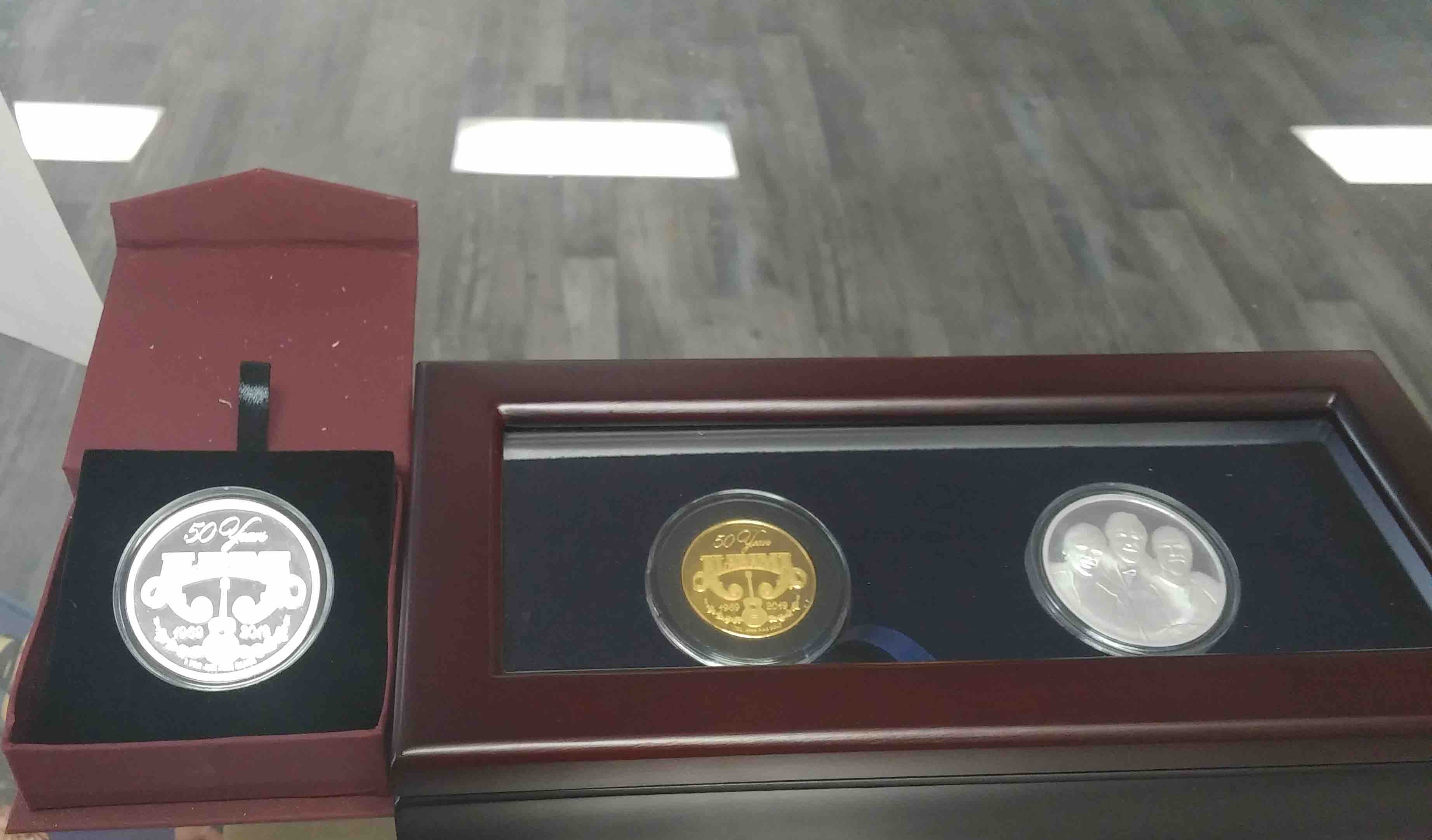 Alabama's Special 50th Anniversary Edition Coins
