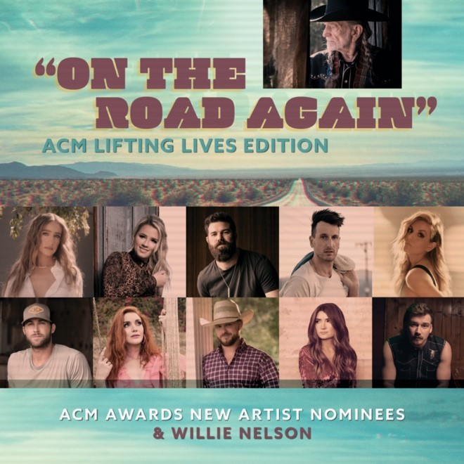 """ACADEMY OF COUNTRY MUSIC® TO RELEASE ON THE ROAD AGAIN (ACM LIFTING LIVES® EDITION)"""" THIS THURSDAY, AUGUST 13"""