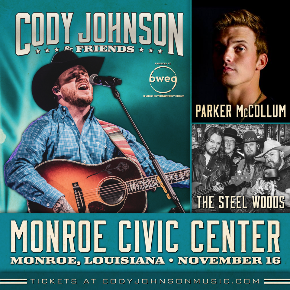 Monroe, LA Fan Club Presale
