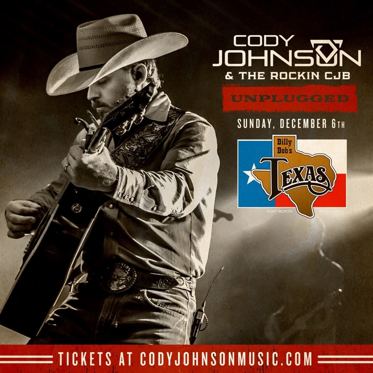 Billy Bobs Texas-Fort Worth Fan Club Presale TODAY