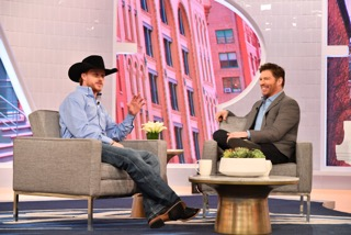 Cody Johnson Hits the Road for Debuts on Daytime Television and Grand Ole Opry
