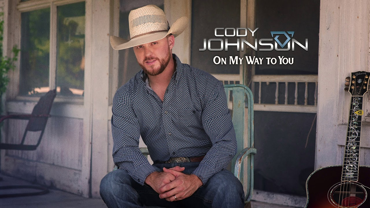 "CODY JOHNSON TAKES OVER CMT TODAY FOR 24-HOUR WORLD BROADCAST PREMIERE OF VIDEO FOR ""ON MY WAY TO YOU"""