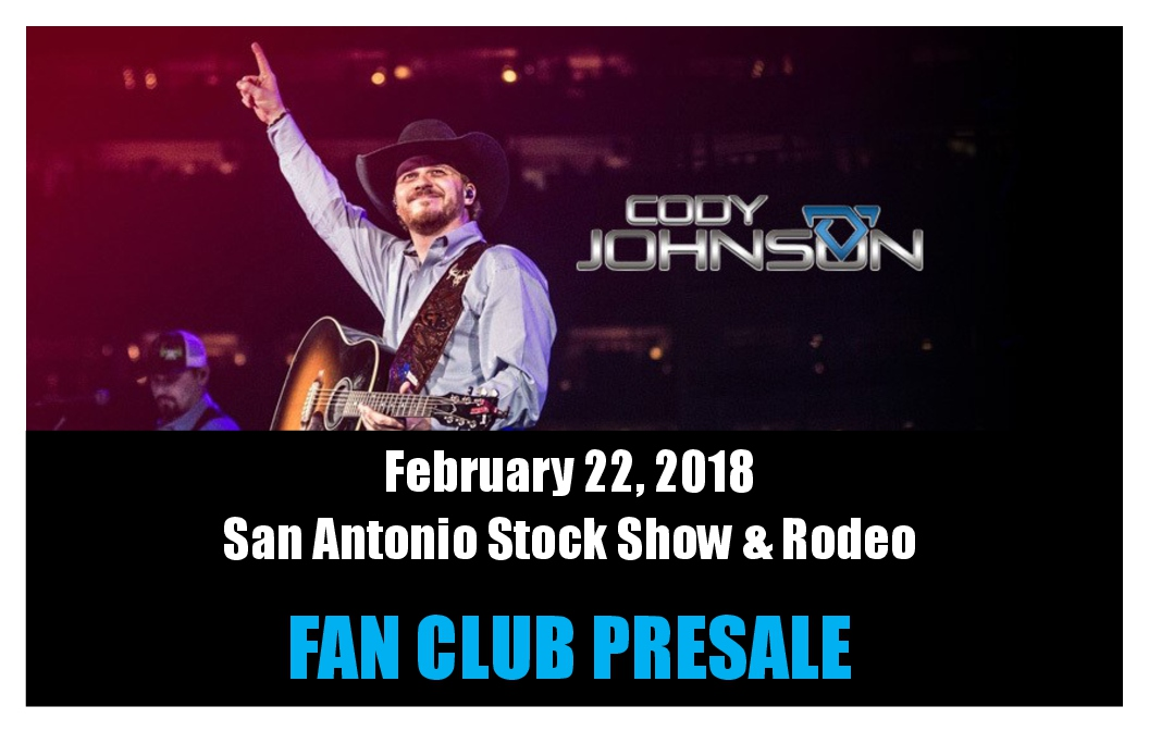 Get Your Presale Tickets for the San Antonio Stock Show & Rodeo!