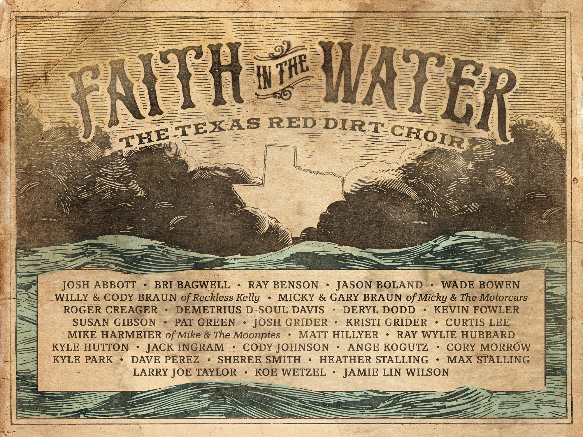 Cody Johnson, Other Artists to Release Faith in the Water Benefit Single On Nov. 3 for Hurricane Harvey Relief