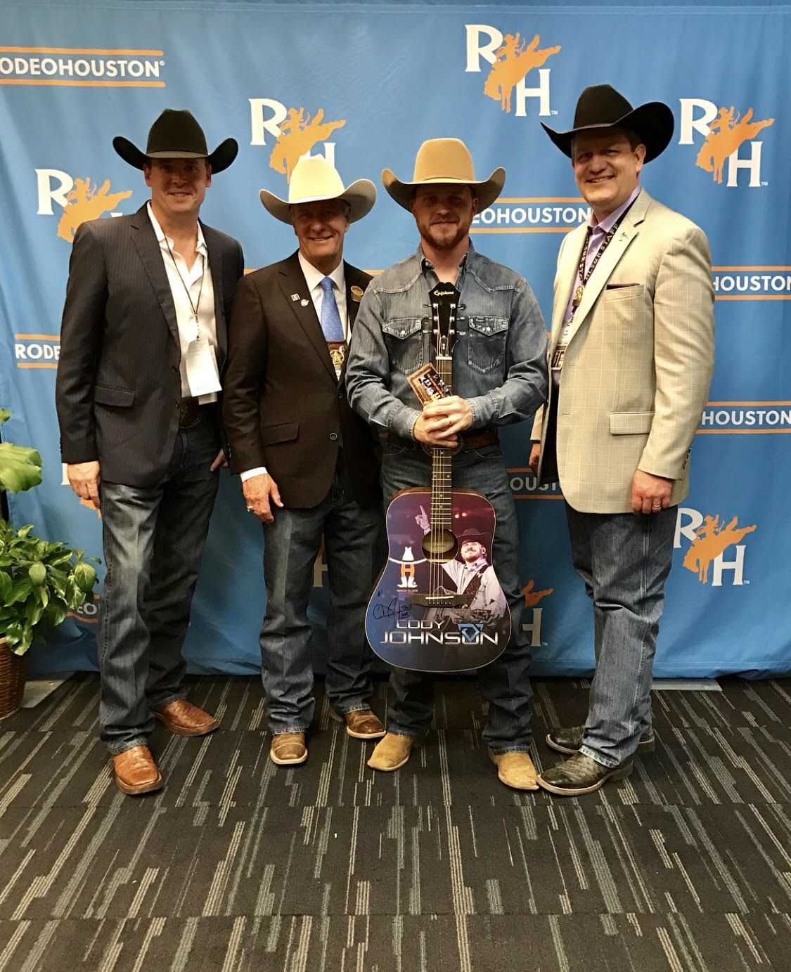 CODY JOHNSON BREAKS RECORDS AS THE ONLY UNSIGNED ARTIST IN HISTORY TO SELL OUT NRG STADIUM AT RODEOHOUSTON WITH OVER 74,000 TICKETS SOLD