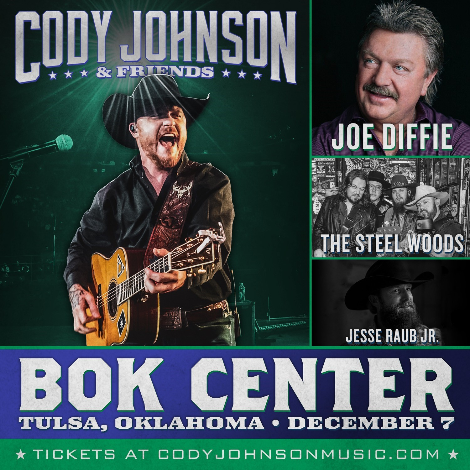 Tulsa, OK Fan Club Presale | July 24