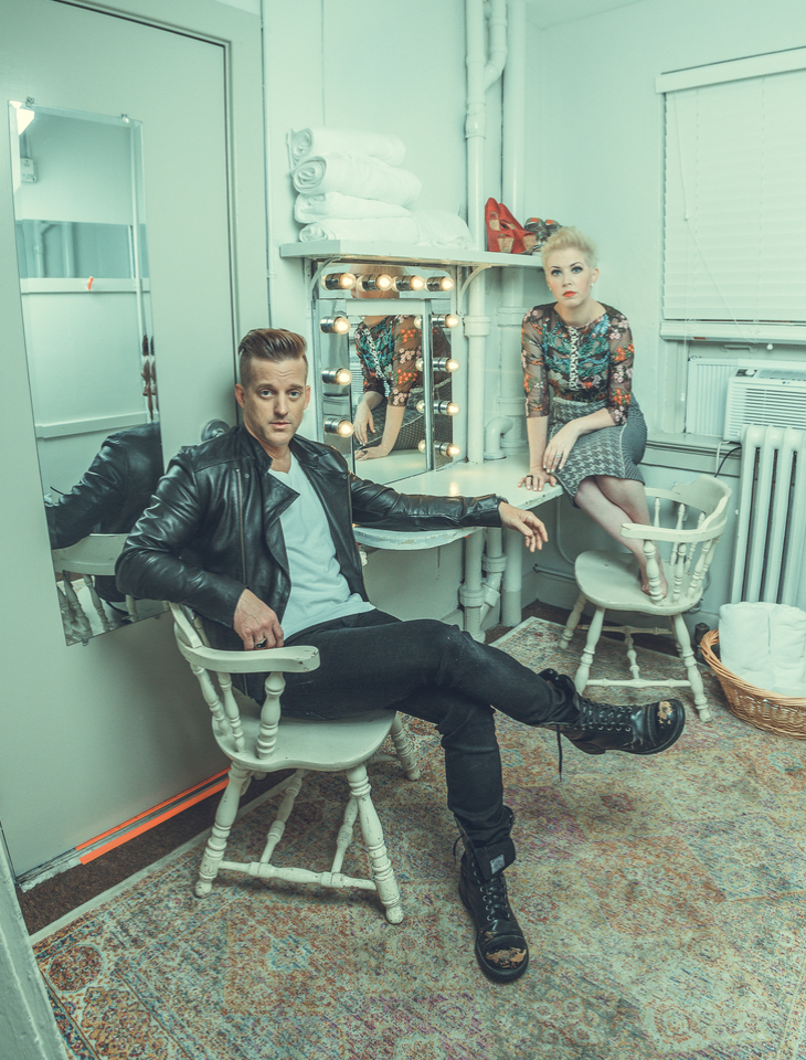 "THOMPSON SQUARE BRINGS NEW SINGLE ""MASTERPIECE"" TO FOX & FRIENDS' ALL-AMERICAN CONCERT SERIES (8/9)"