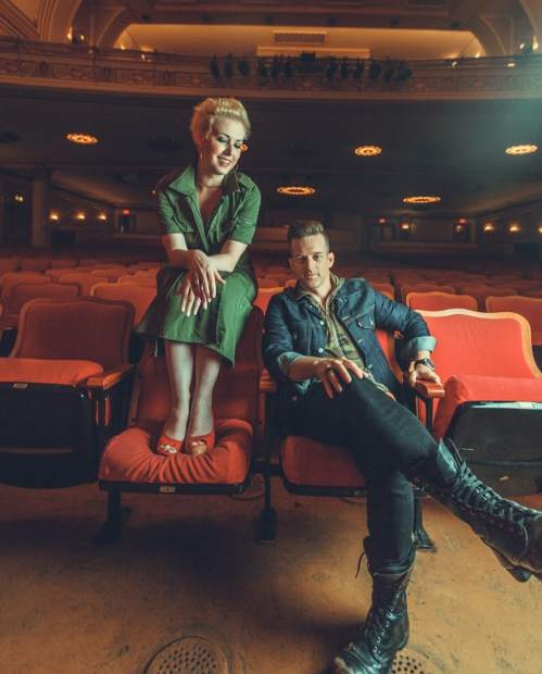 Popular country music duo Thompson Square perform at Beaver Creek on March 16