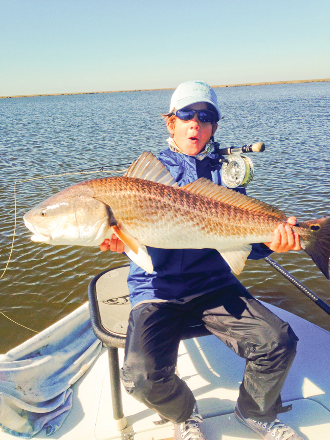 April 2018 gallery 2 for Texas saltwater fishing magazine