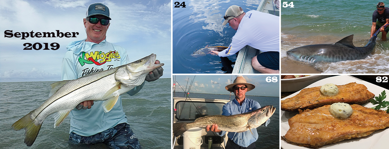 The Official Texas Saltwater Fishing Magazine Website