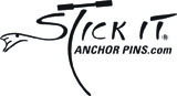 Stick It Anchor Pins