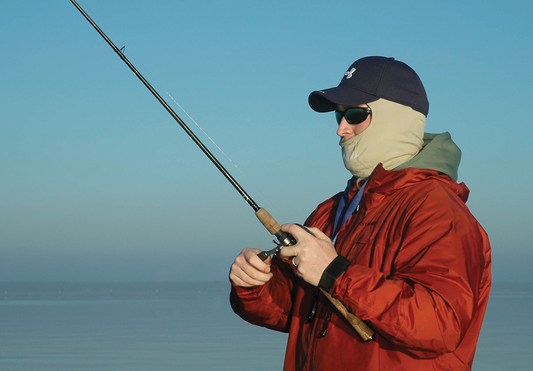 Eye protection essential fishing tool or both for Essential fishing gear