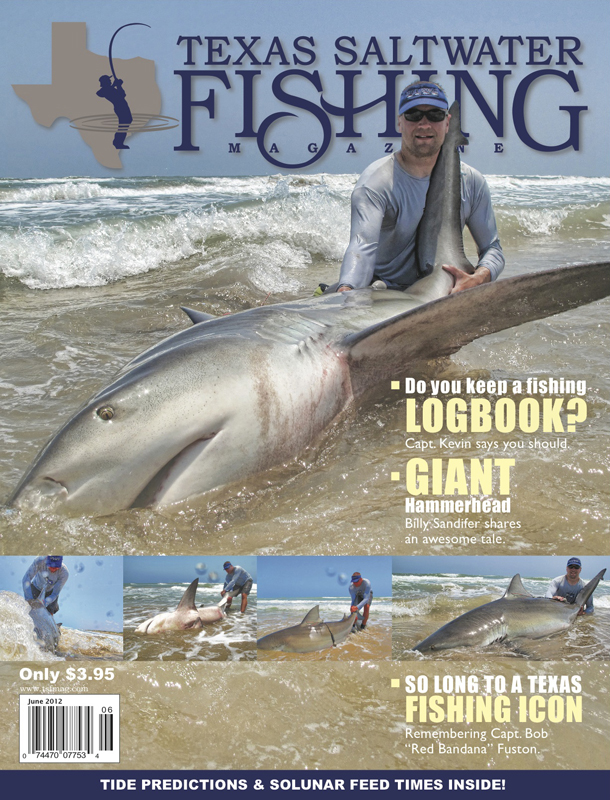 Texas saltwater fishing magazine june 2012 for Texas saltwater fishing magazine