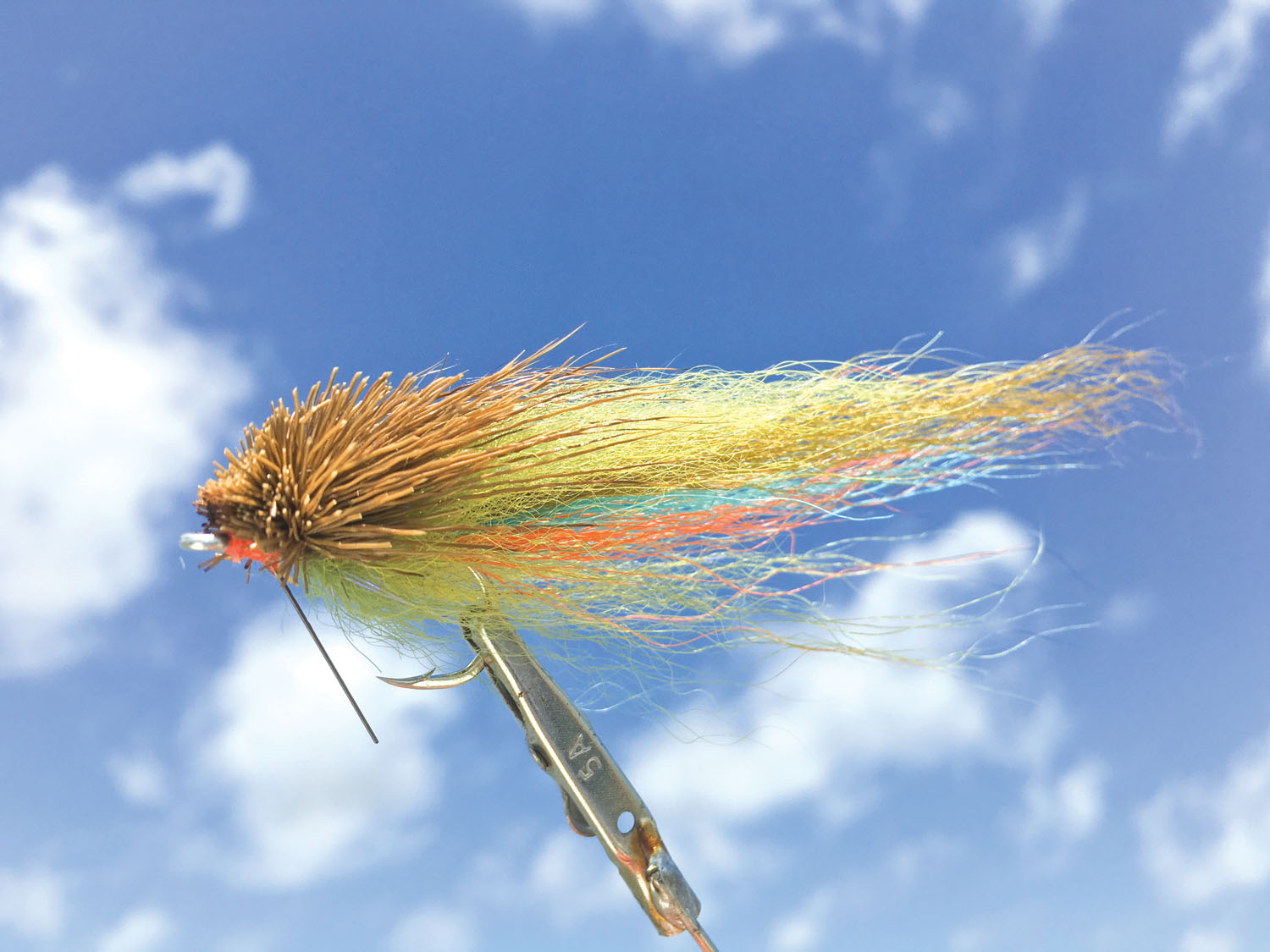Hook up Bucktails