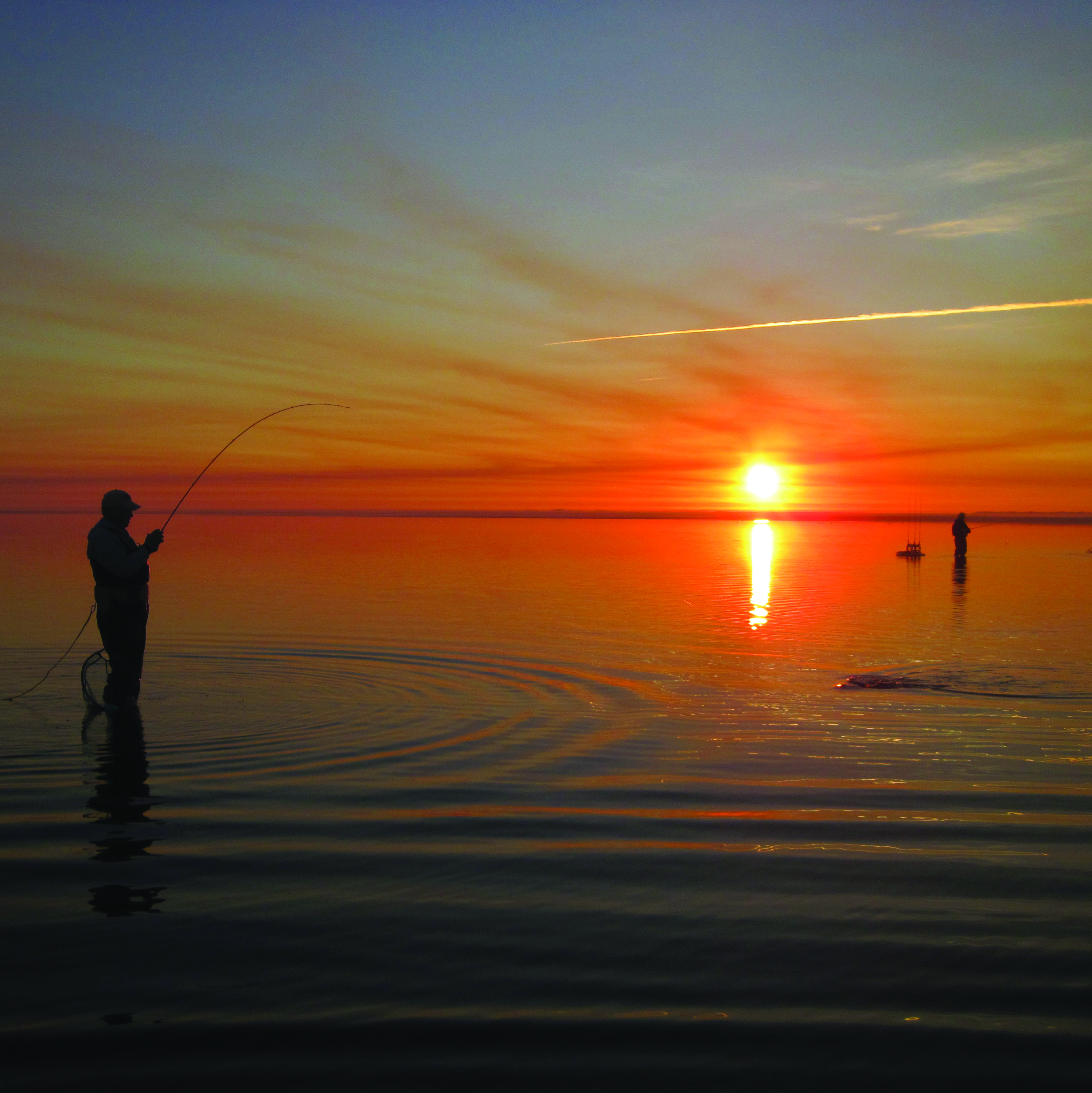 The view from matagorda for Texas saltwater fishing magazine