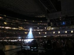 Dallas with Kenny Chesney 2012