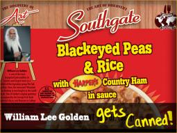William Lee Golden Gets Canned
