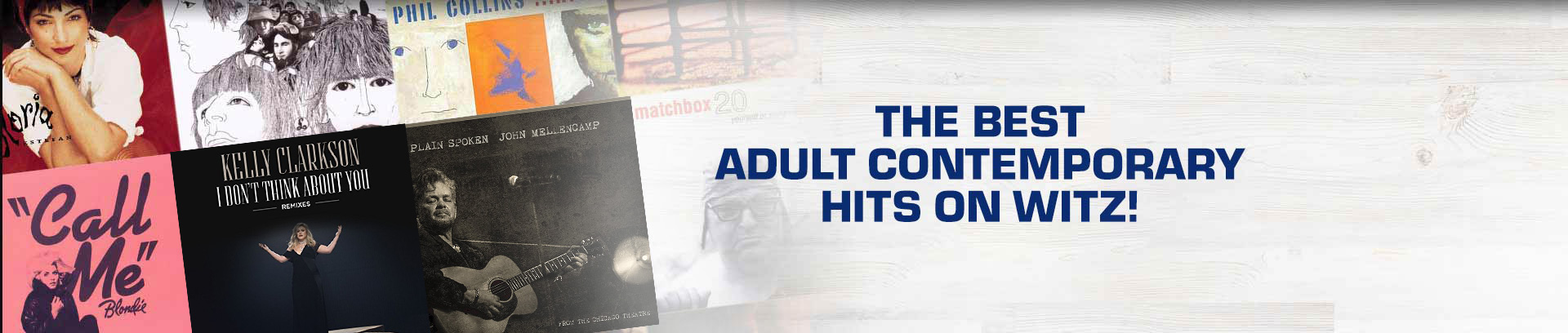 The Best Adult Contemporary Hits On Witz!