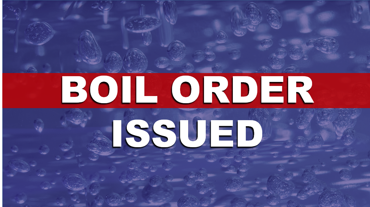 BOIL ORDER:  Some Birdseye Water Customers Told to Boil Water Before Consuming