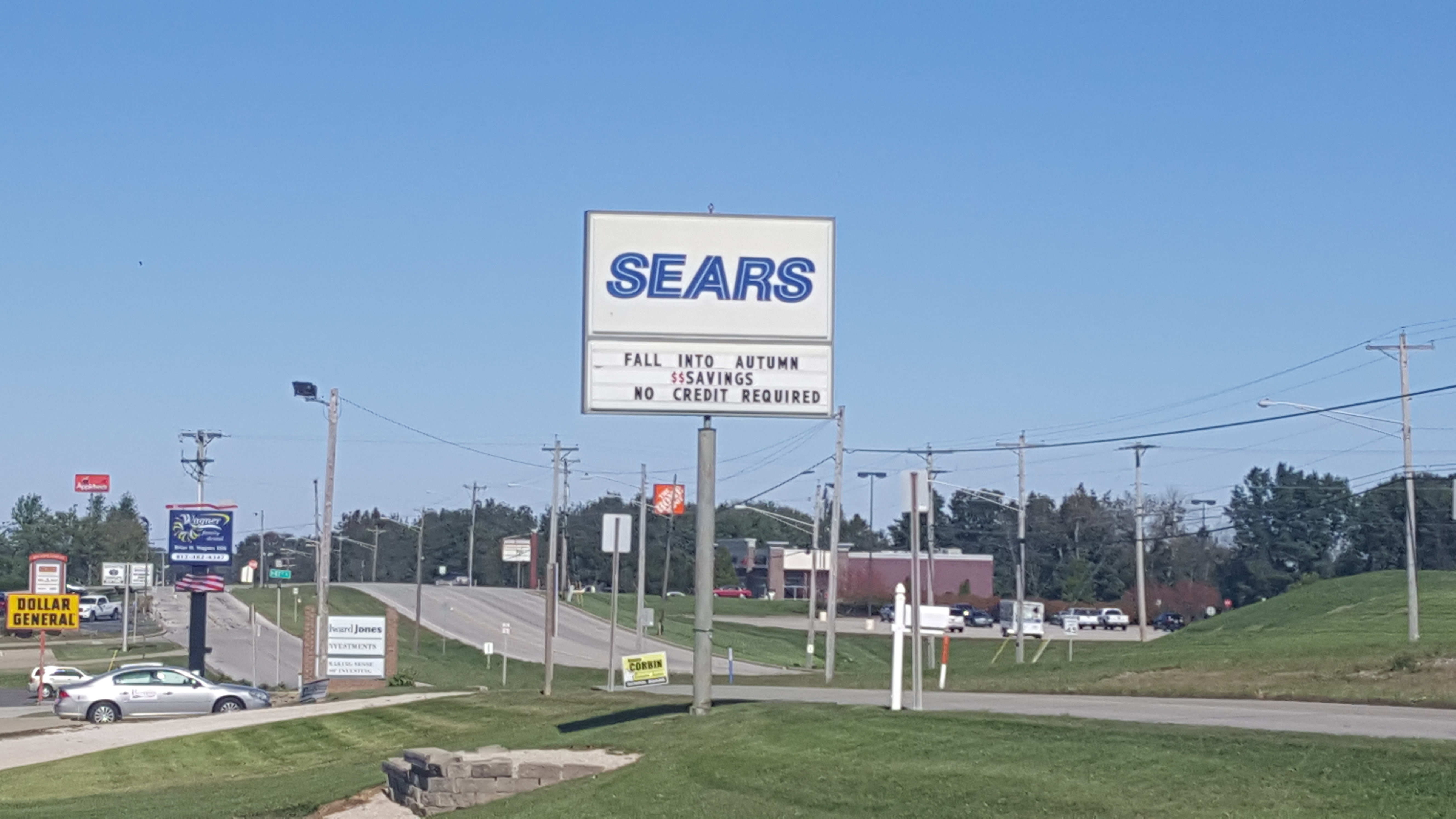 Sears in Jasper Confirms It's Here to Stay Despite